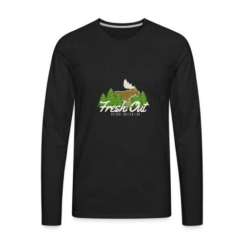 Fresh Out Nature Collection - Men's Premium Long Sleeve T-Shirt