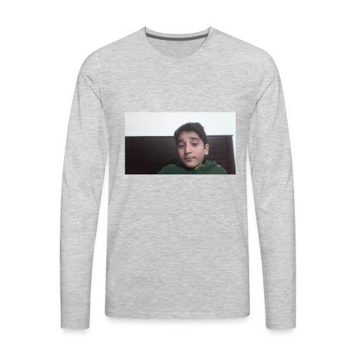 Dont Think Just BUY - Men's Premium Long Sleeve T-Shirt
