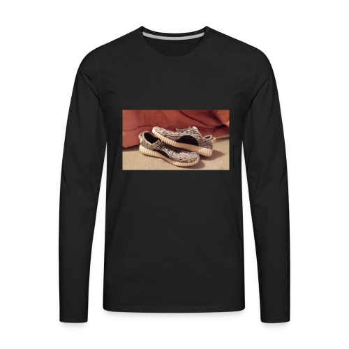 Sleakerbro - Men's Premium Long Sleeve T-Shirt