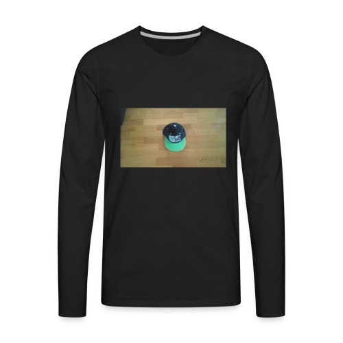 Hat boy - Men's Premium Long Sleeve T-Shirt