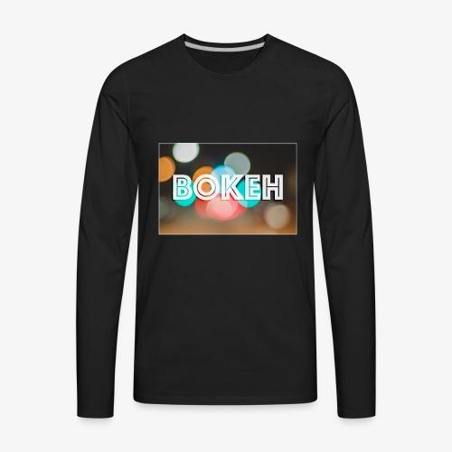 BOKEH - Men's Premium Long Sleeve T-Shirt
