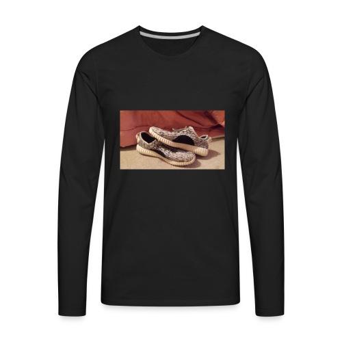 Sleakerbro - Men's Premium Long Sleeve T-Shirt