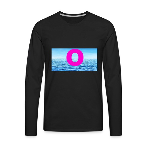 ocean - Men's Premium Long Sleeve T-Shirt