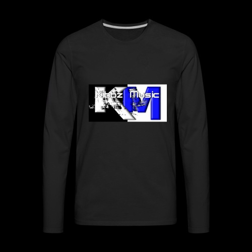 Kibbz Music - Men's Premium Long Sleeve T-Shirt