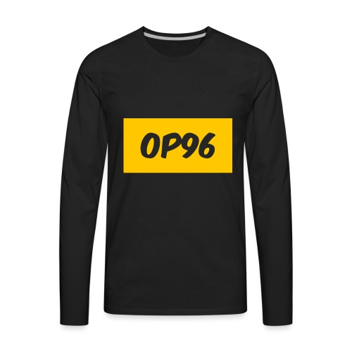 OP96FirstLogo - Men's Premium Long Sleeve T-Shirt