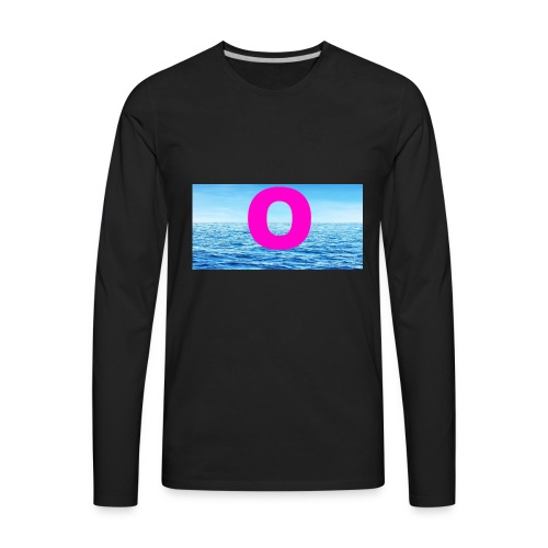 ocean - Men's Premium Long Sleeve T-Shirt
