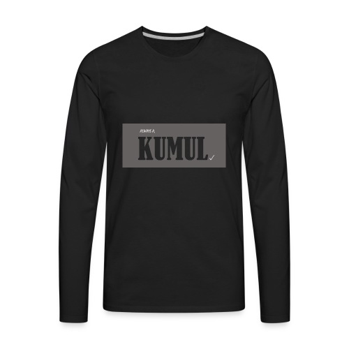 kumuL - Men's Premium Long Sleeve T-Shirt