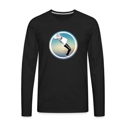 04AF155A DDF9 48D8 8A0E 1C29BFFF44C3 - Men's Premium Long Sleeve T-Shirt