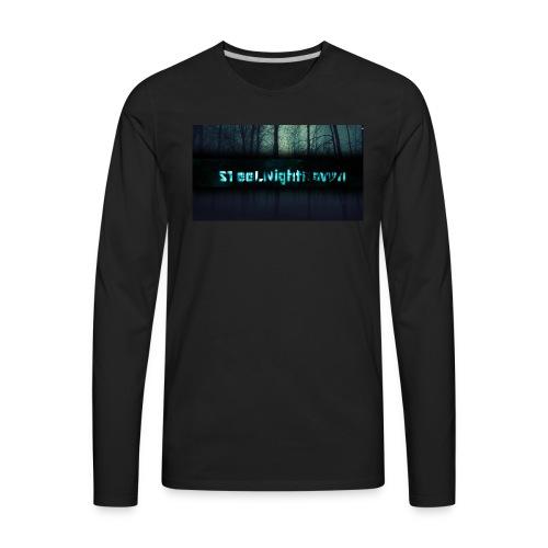 Youtube Merchendise - Men's Premium Long Sleeve T-Shirt
