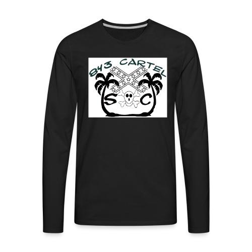 843 Cartel - Men's Premium Long Sleeve T-Shirt