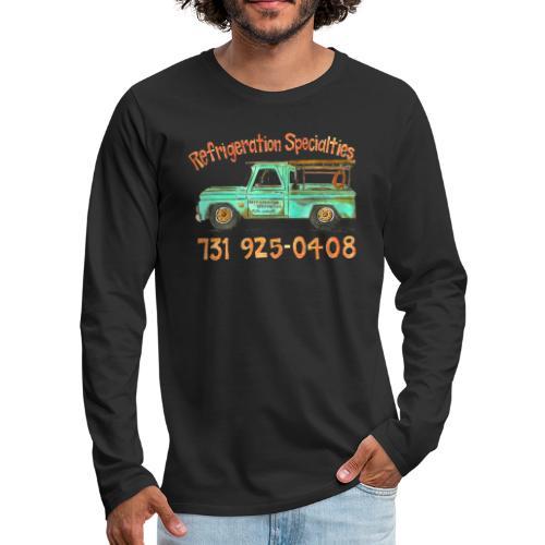 Refrigeration Specialties - Men's Premium Long Sleeve T-Shirt