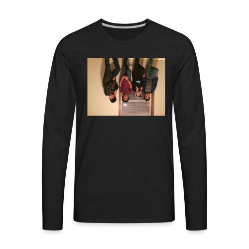 JayrCool TheBest - Men's Premium Long Sleeve T-Shirt
