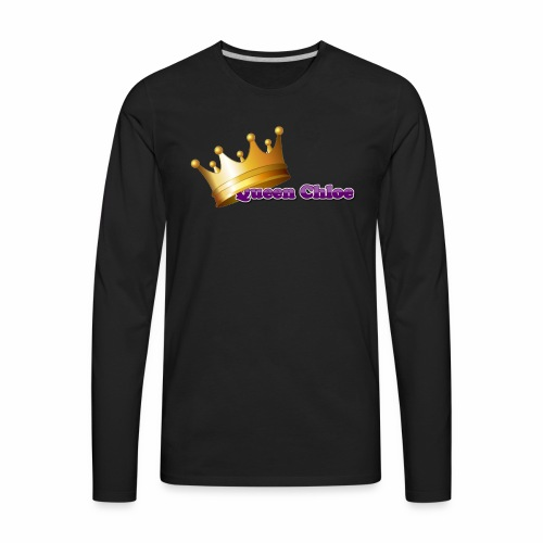 Queen Chloe - Men's Premium Long Sleeve T-Shirt