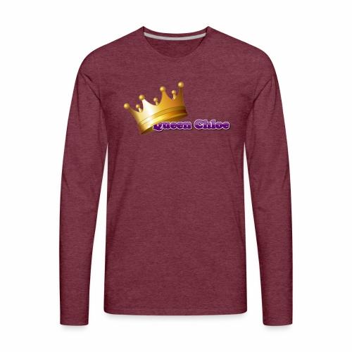 Queen Chloe - Men's Premium Long Sleeve T-Shirt