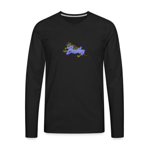 Beast Boy - Men's Premium Long Sleeve T-Shirt