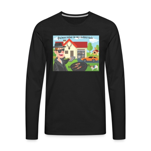 The Servant Automator - Men's Premium Long Sleeve T-Shirt