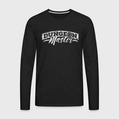Dungeon Master & Dragons - Men's Premium Long Sleeve T-Shirt