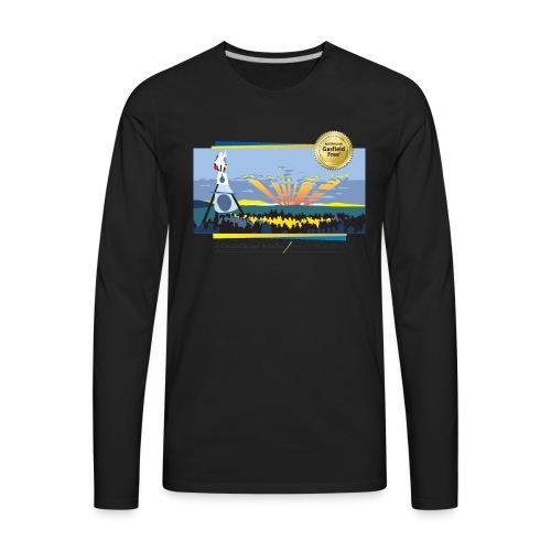 Bentley Blockade - Men's Premium Long Sleeve T-Shirt