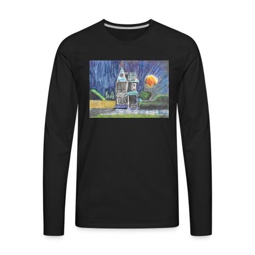 THE PINWHEEL HOUSE - Men's Premium Long Sleeve T-Shirt