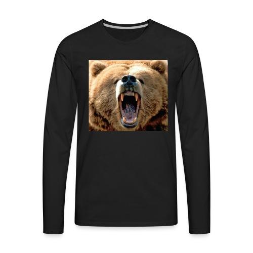 fLaRe BeArZ custom shirt (me - Men's Premium Long Sleeve T-Shirt