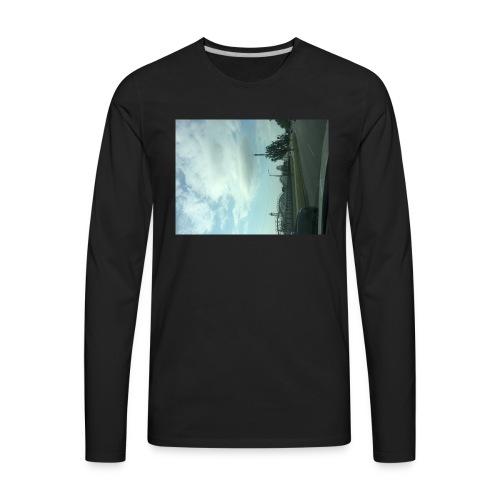 Six Flags - Men's Premium Long Sleeve T-Shirt