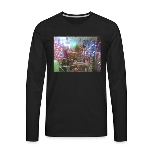 Happy holidays - Men's Premium Long Sleeve T-Shirt