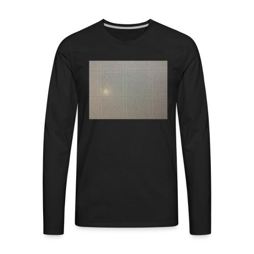 All red sweater - Men's Premium Long Sleeve T-Shirt