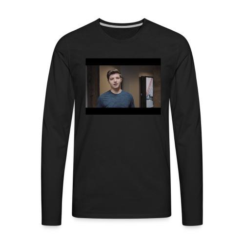handsome preston - Men's Premium Long Sleeve T-Shirt