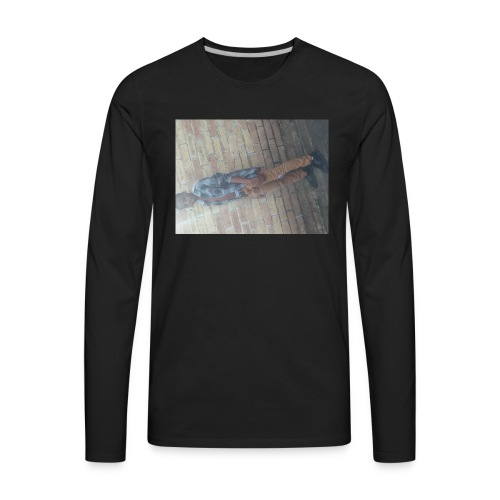 20180115 132559 - Men's Premium Long Sleeve T-Shirt