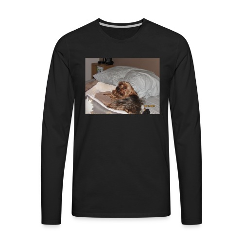 006 - Men's Premium Long Sleeve T-Shirt