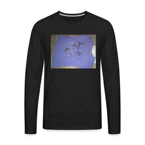 Basketball t-shirt - Men's Premium Long Sleeve T-Shirt