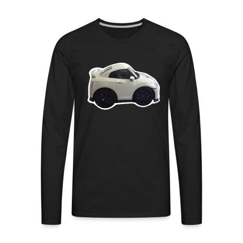 Nissan Mini GTR - Men's Premium Long Sleeve T-Shirt