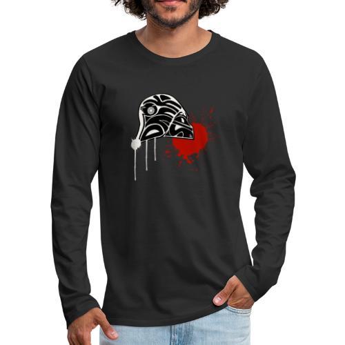 Dark Side - Men's Premium Long Sleeve T-Shirt