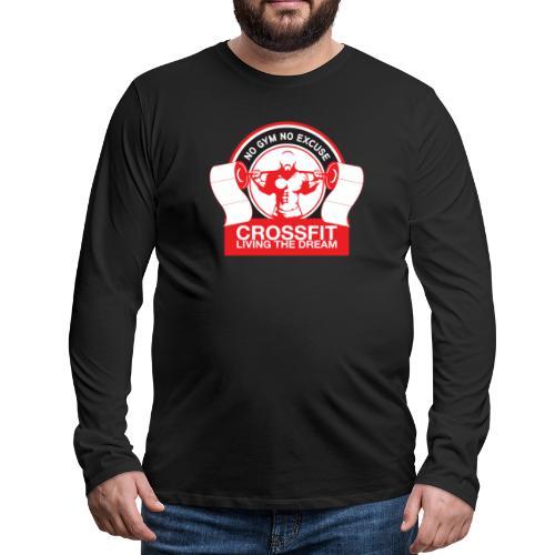 Toilet Paper - Men's Premium Long Sleeve T-Shirt