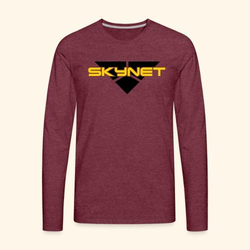 Skynet - Men's Premium Long Sleeve T-Shirt