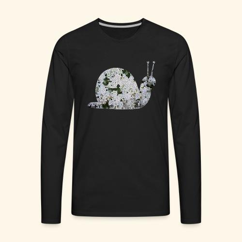 snail - Men's Premium Long Sleeve T-Shirt