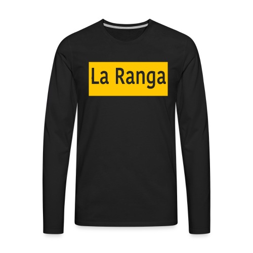 La Ranga gbar - Men's Premium Long Sleeve T-Shirt