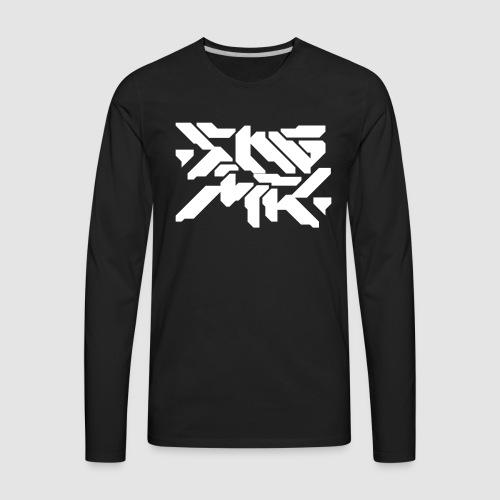 Enig_3 - Men's Premium Long Sleeve T-Shirt
