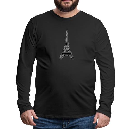 Paris - Men's Premium Long Sleeve T-Shirt