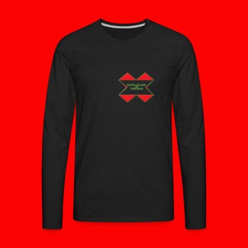 SANTA CLAUS IS THE MAN - Men's Premium Long Sleeve T-Shirt