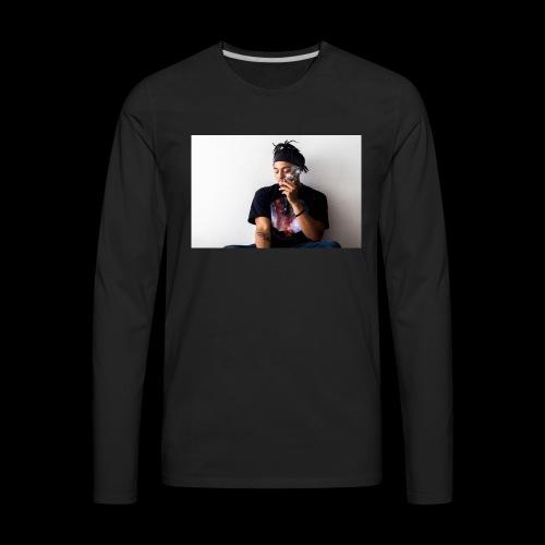 Tony Wayne Kenobi - Men's Premium Long Sleeve T-Shirt