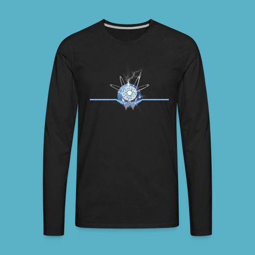 Blue Sun - Men's Premium Long Sleeve T-Shirt