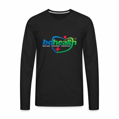 Health care / Medical Care/ Health Art - Men's Premium Long Sleeve T-Shirt
