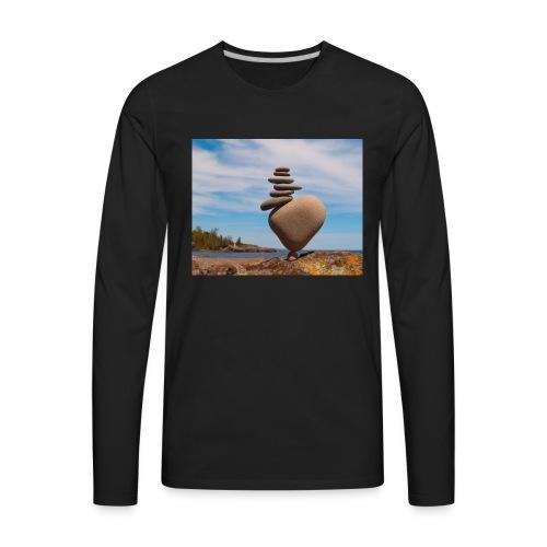 LittleRock - Men's Premium Long Sleeve T-Shirt