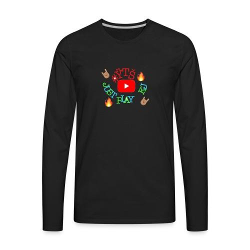 #YTS - Men's Premium Long Sleeve T-Shirt