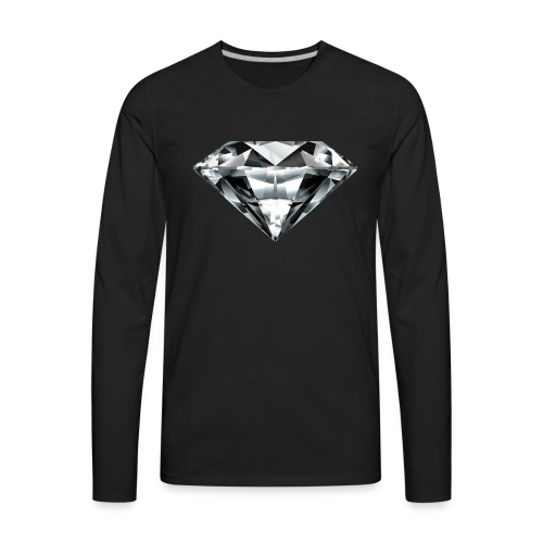5315277 diamond 2 - Men's Premium Long Sleeve T-Shirt