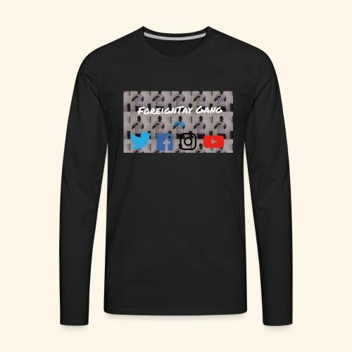 ForeignTay Gang - Men's Premium Long Sleeve T-Shirt
