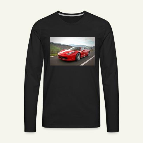 Ferrari 458 Italia 1 - Men's Premium Long Sleeve T-Shirt