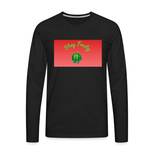 Fruit Stuff - Men's Premium Long Sleeve T-Shirt