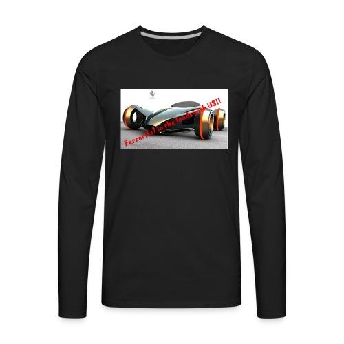 farrari - Men's Premium Long Sleeve T-Shirt